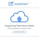 Compartir archivos online con Jumpshare