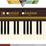 Vista previa de teclado en JAM with Chrome