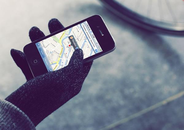 Vista previa de Mujjo, guantes para pantallas táctiles