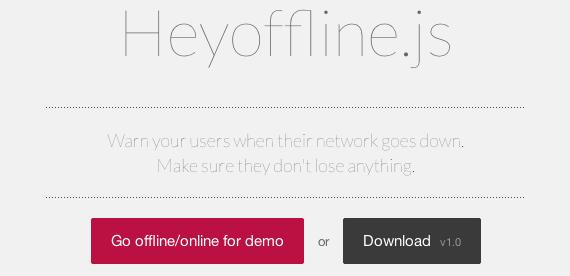 detectar funcionamiento internet con JavaScript