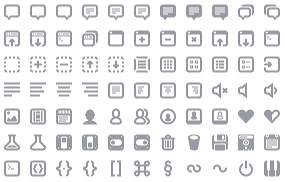 iconos para uso web gratis