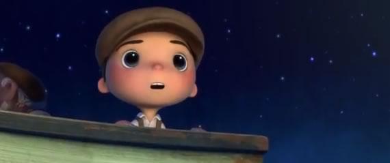Vista previa de La Luna, corto de animación de Pixar