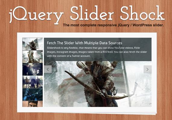 responsive slider con jQuery