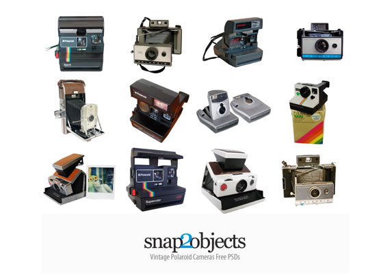 Modelos de Polaroid