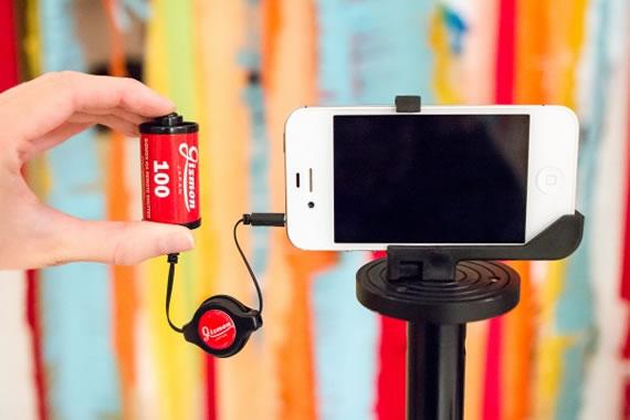 Vista previa del iPhone Cable Trigger