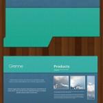 Ejemplo de carpetas para identidad social en PSD