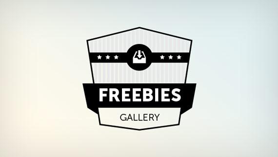 Badges vectorizados gratuitos