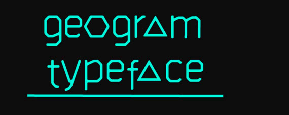 Geogram Typeface