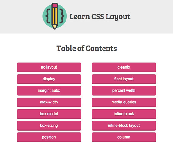 LearnLayout