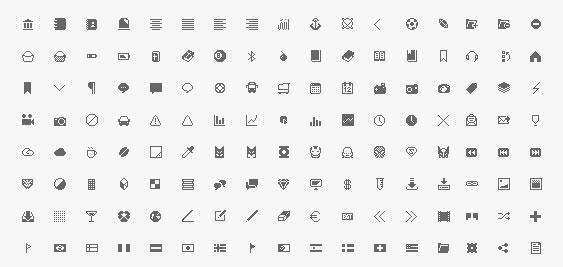 Mini Iconos