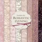 Colecciones de texturas estilo romántico