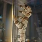 La mano de Nefertiti