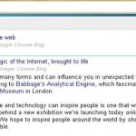 Notificaciones de Google Reader en Chrome