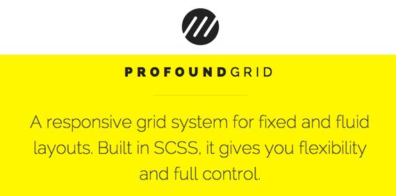 sistema grid escrito en SCSS