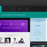 Elementos UI para aplicación online