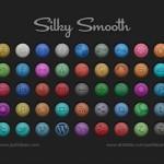 Silky Smooth Social Icons