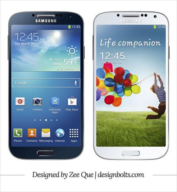 Samsung Galaxy S4 para Illustrator