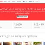 Descargar fotos de Instagram