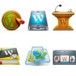 Iconos de Wordpress
