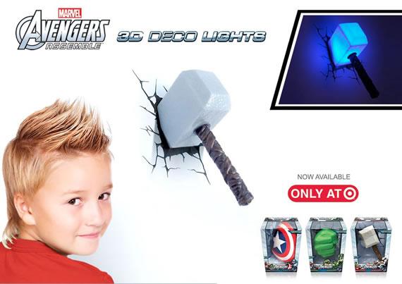 Thor 3D Light FX