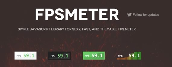 Medir FPS con JavaScript