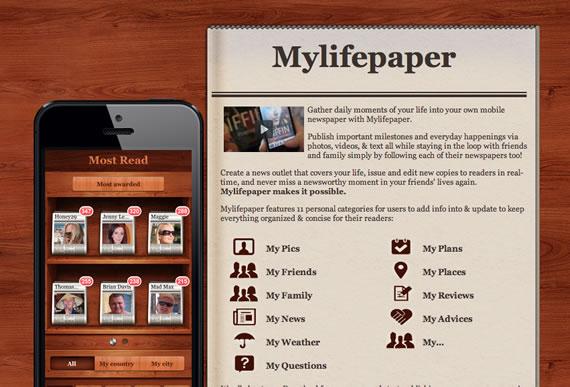 MyLifePaper