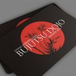 Plantillas para tarjetas de negocios en PSD