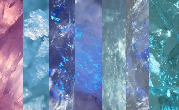 Texturas de hielo gratuitas en alta resolución