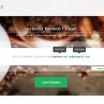 Crear formulario de contacto online