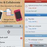 Listacular: Excelente to-do list para iOS