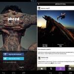 Pheed: Nueva red social para contenido multimedia