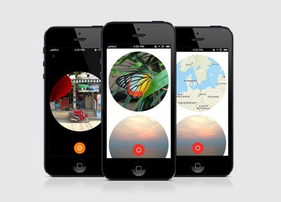 Rando: Regalando fotos desde tu móvil