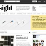 Plantilla estilo magazine para Wordpress