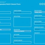 Formulario responsive en CSS