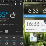 EZ Weather: Widgets e información climática en Android