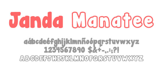 Janda Manatee
