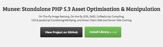 PHP comprimir js y css