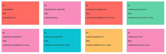 Transiciones con CSS3 gratis