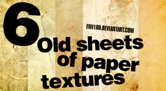 Texturas de papel gratis