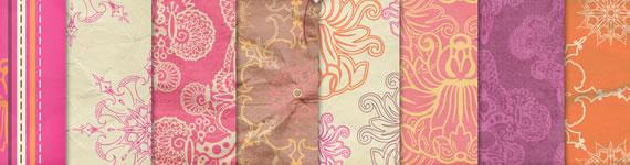 Exotic Summer - Paquete de texturas