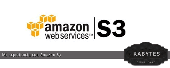 comentarios sobre Amazon S3