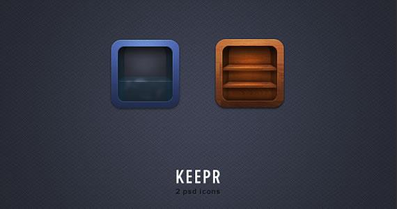 Iconos estilo iOS