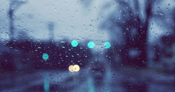 Agua en la ventana