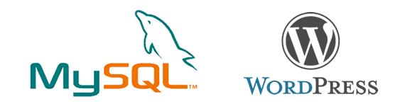 wordpress y MySQL