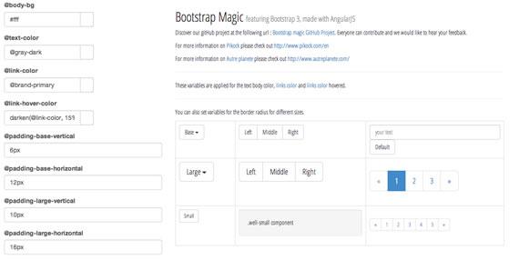 Bootstrap Magic