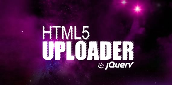 HTML5 upload