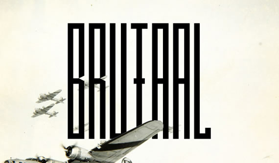 Brutaal Font