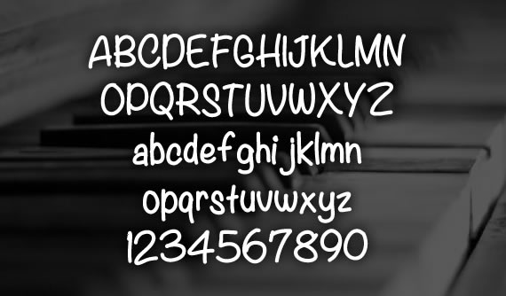 Legacy Edition Font