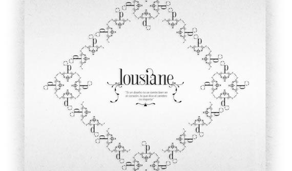 Lousiane Font