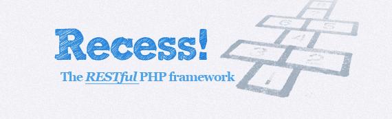 logo recess framework